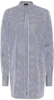 Joseph Carla striped cotton shirt