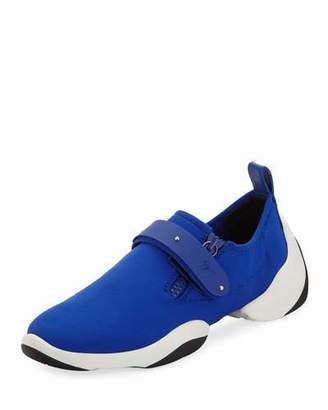 Giuseppe Zanotti Men's Low-Top Stretch Sneakers