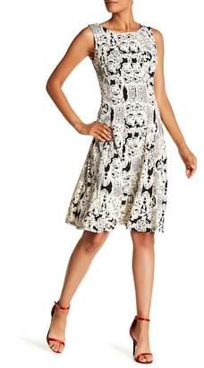 Sandra Darren Sleeveless Dress