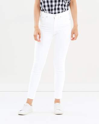 """J.Crew 9"""" High-Rise Toothpick Jeans"""