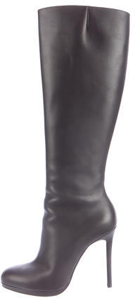 Christian Louboutin Christian Louboutin Simple Botta Knee-High Boots