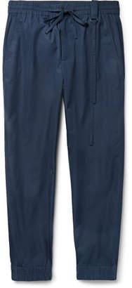 Craig Green Slim-Fit Tapered Cotton-Poplin Drawstring Trousers