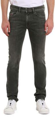Diesel Men's Thommer Slim Stretch-Cotton Jeans
