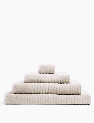 Marks and Spencer Quick Dry Ribbed Towel