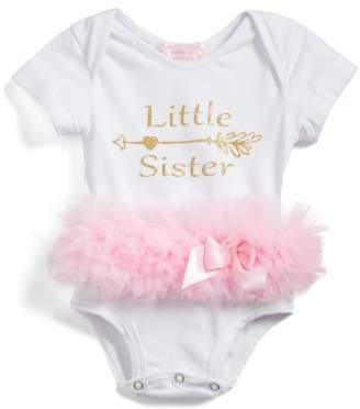 Popatur Little Sister Skirted Bodysuit