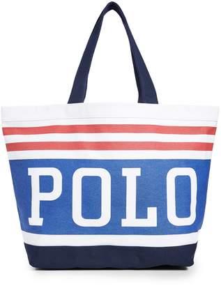 Polo Ralph Lauren Chariots Tote
