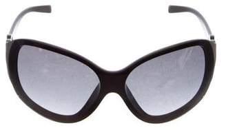 Chanel Camellia Shield Sunglasses
