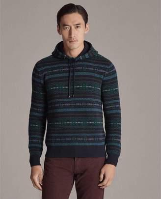 Ralph Lauren Cashmere Hooded Sweater