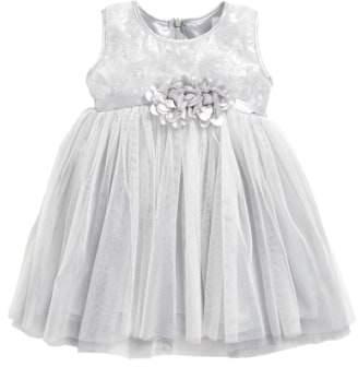 Popatu Empire Waist Tulle Dress
