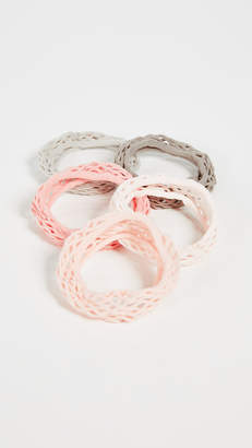 Kitsch Mesh Hair Ties