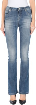 Manila Grace Denim pants - Item 42710552UR
