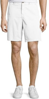 Michael Kors Stretch Chino Shorts, White $79.50 thestylecure.com