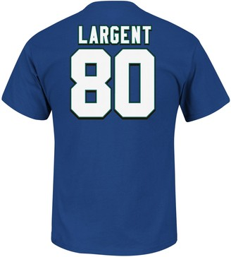Majestic Big & Tall Seattle Seahawks Steve Largent Hall of Fame Eligible Receiver Tee