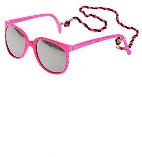 Neon Lights Roped Sunglasses