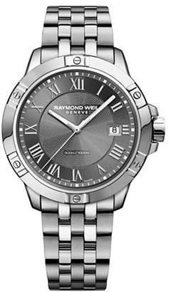 Raymond Weil Tango Stainless Steel Bracelet Watch