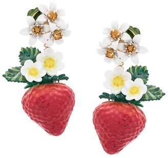 Dolce & Gabbana pendant earrings
