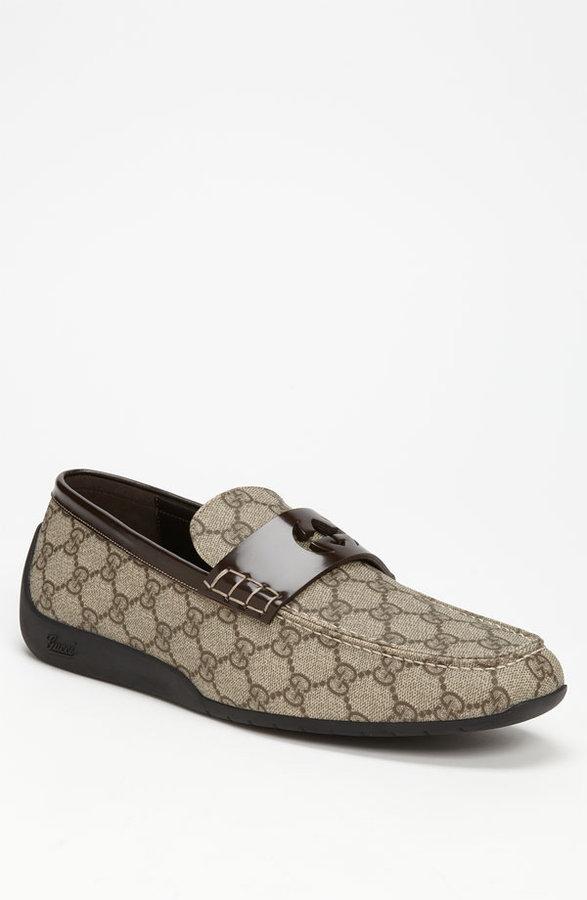 Gucci 'Silverstone' Driving Shoe