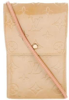 Louis Vuitton Vernis Walker Crossbody Bag
