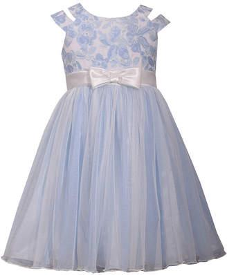 Bonnie Jean Sleeveless Tutu Dress - Big Kid Girls