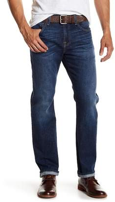7 For All Mankind Straight Slim Straight Leg Jeans
