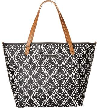 Petunia Pickle Bottom Glazed Downtown Tote Tote Handbags