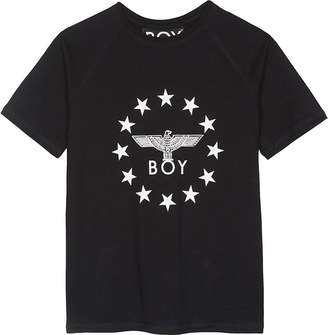 Boy London Globe stars cotton T-shirt 3-12 years