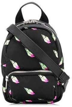 McQ cross body mini backpack