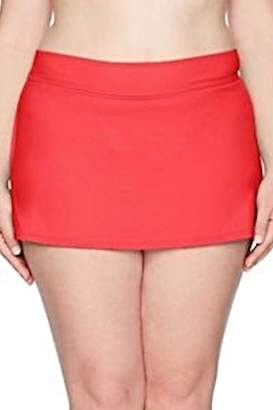 Anne Cole Signature Curvy Girl Skirt