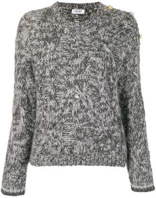 Liu Jo Urban Couture sweater