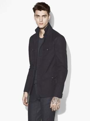John Varvatos Modern Military Jacket