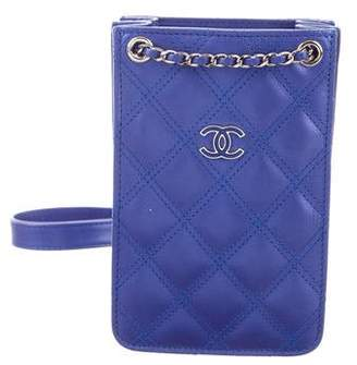 Chanel Crossbody Phone Bag