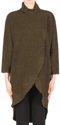 Joseph Ribkoff Tweed Knit Tunic