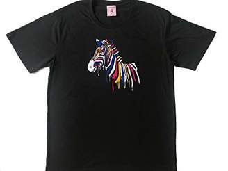 Lounge Beck Men's Short-Sleeve Crewneck Cotton T-Shirt