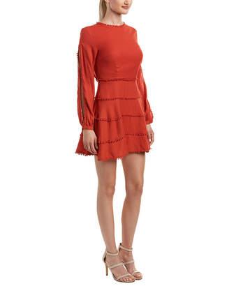 Finders Keepers Finderskeepers Salt Lake Mini Dress
