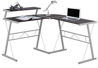 Monarch Three-Piece L-Shaped Desk Set