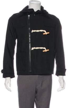 Band Of Outsiders Hooded Toggle Jacket