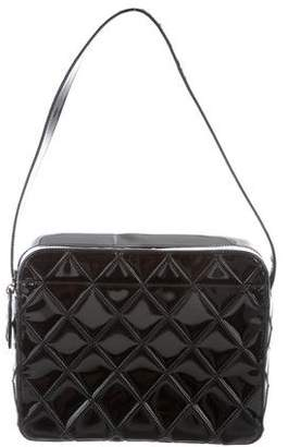 Chanel Patent Camera Bag