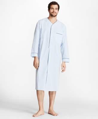 Brooks Brothers Seersucker Nightshirt