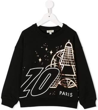 Kenzo Paris space sweatshirt