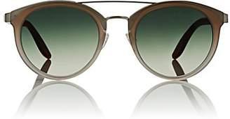 Barton Perreira Women's Dalziel Sunglasses - Brown