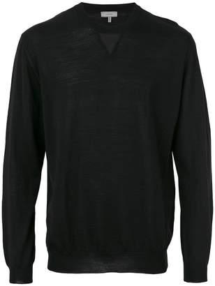 Lanvin crew neck sweatshirt