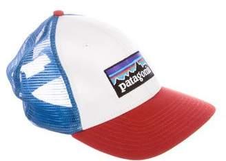 Patagonia Mesh Logo Cap