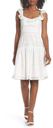 Adelyn Rae Charmaine Lace Sundress