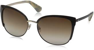 Kate Spade Women's Genice/S Non-Polarized Oval Sunglasses