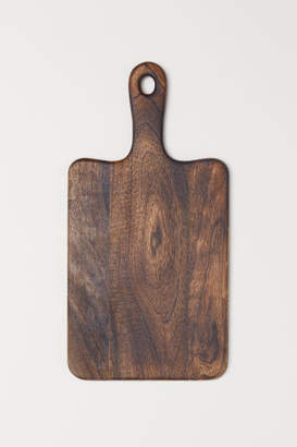 H&M Wooden Cutting Board - Beige