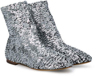 Dolce & Gabbana sequinned boots