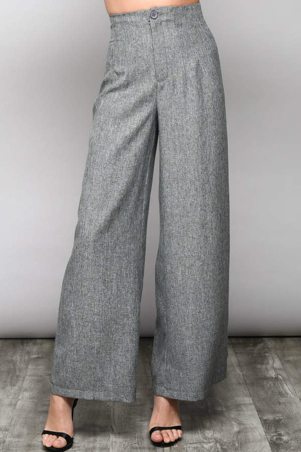 Wide Leg Lightweight Pant