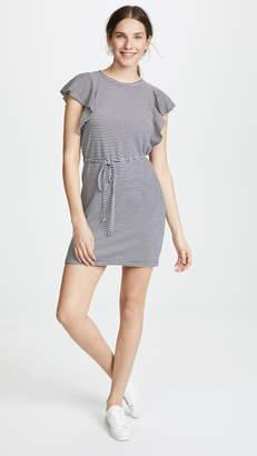 Splendid Graph Line Stripe Dress