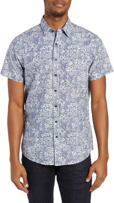 Rodd & Gunn Braebrun Regular Fit Floral Sport Shirt