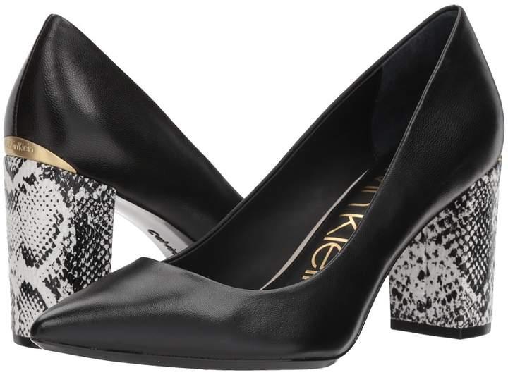 Calvin Klein - Eviti High Heels